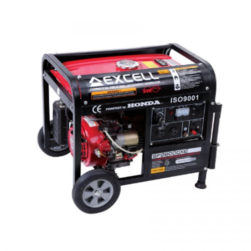 EXCELL GENERATOR SF2900 DXE