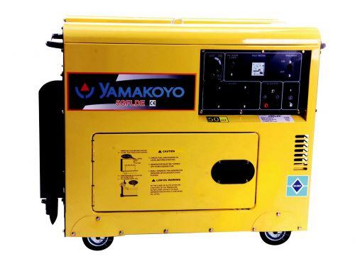 Diesel Silent Generator 5GFLD-E
