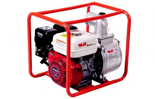 WOLF GASOLINE WATERPUMP WB30