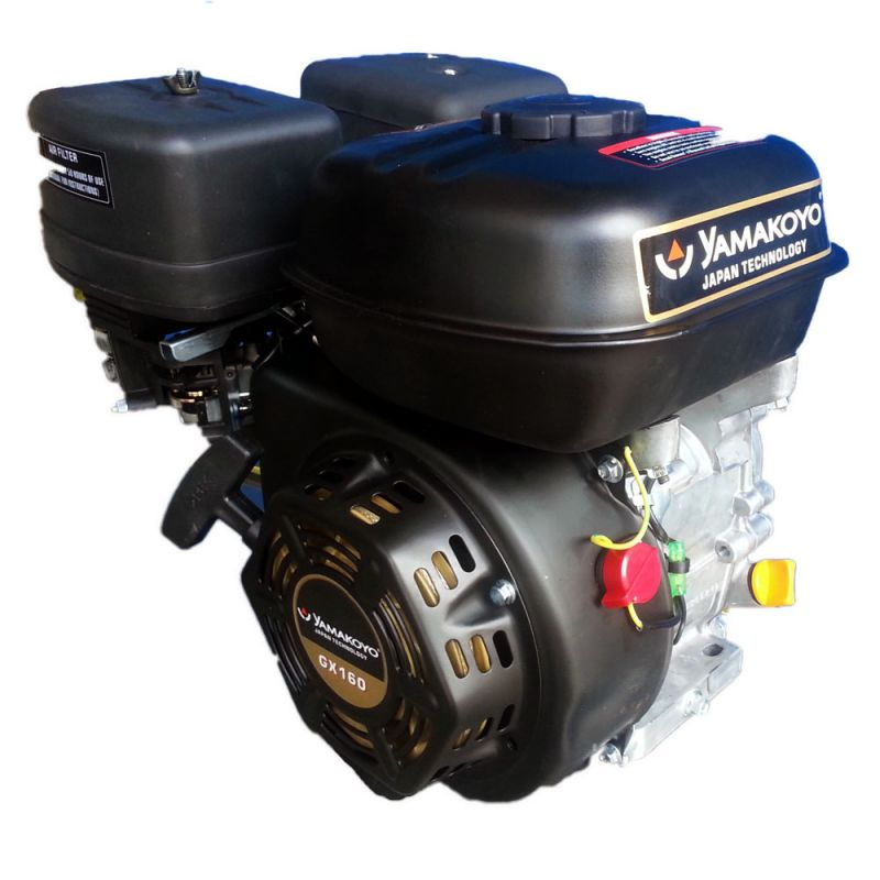 Yamakoyo Engine GX 160 Black